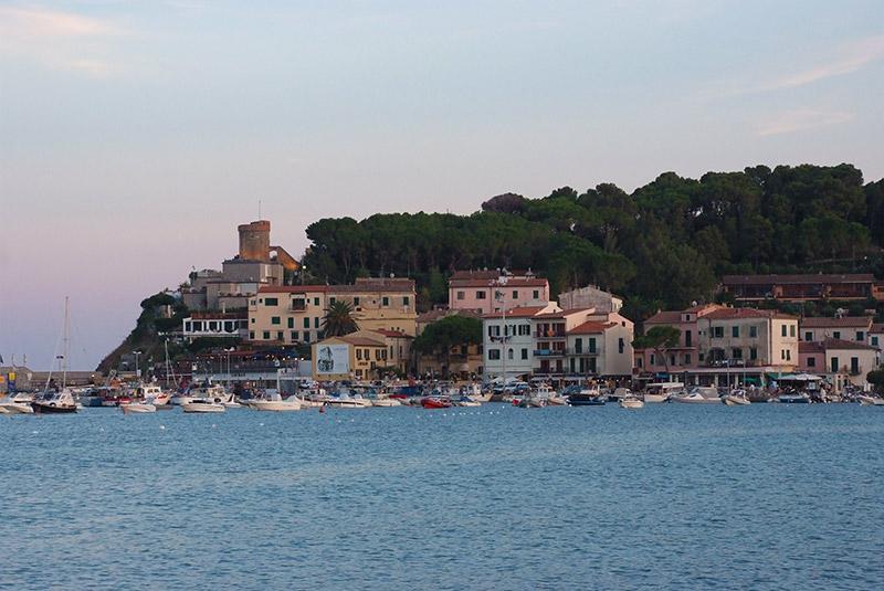 Marina di Campo - Insel Elba